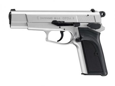 Browning GPDA 9 crushed silver