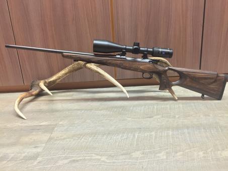 Mauser M12 Max, mit Zeiss Conquest V4 3-12x56