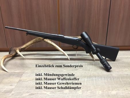 Mauser M12 Extreme, mit Zeiss Conquest V4 3-12x56
