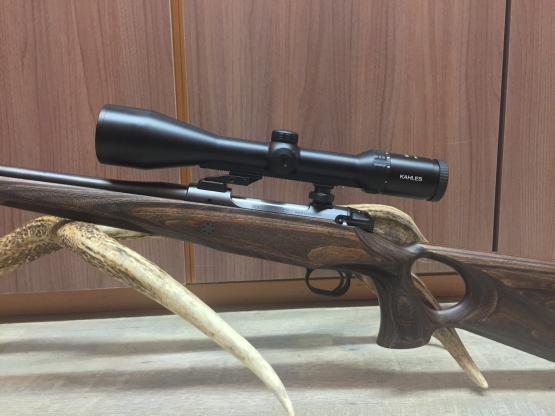 Mauser M12 Max, mit Kahles Helia 2,4-12x56 i