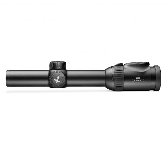 Swarovski Z8i 0,75-6x20 SR, Flex Absehen